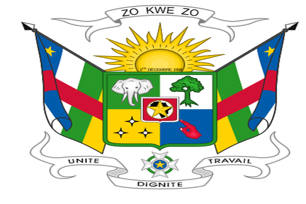 Central African Republic Coat of Arms
