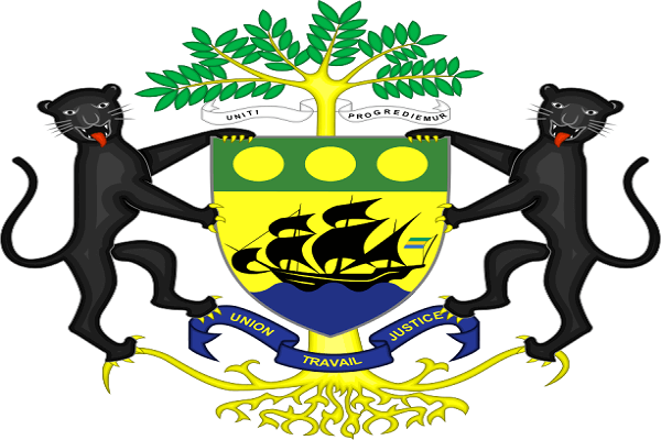 Gabon Coat of Arms