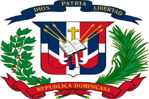 Republica Dominicana Coat of Arms