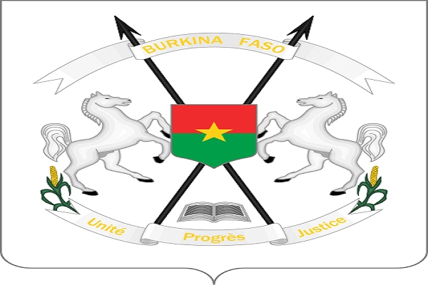 Burkina Faso Coat of Arms