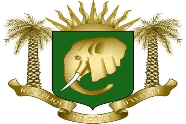 Ivory Coast Coat of Arms