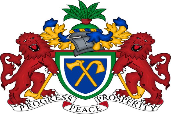 Gambia Coat of Arms