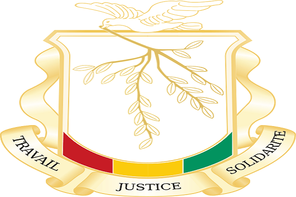 Guinea Coat of Arms